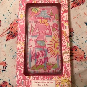 Lilly Pulitzer 6/6s phone case